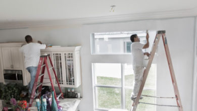 Photo of House Painting, Importance of Interior and Exterior Painting