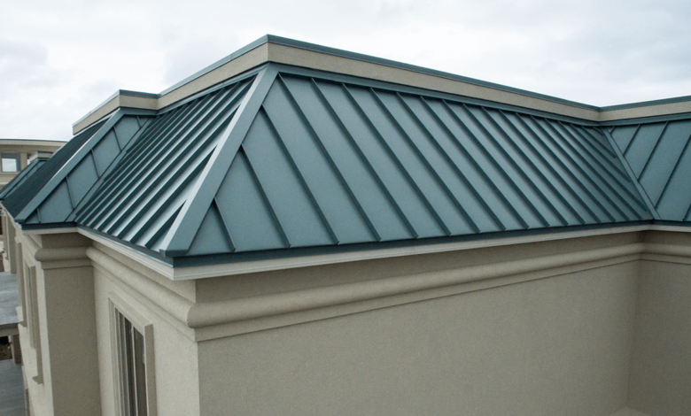 Photo of Shield Your Home With a Steel Roof